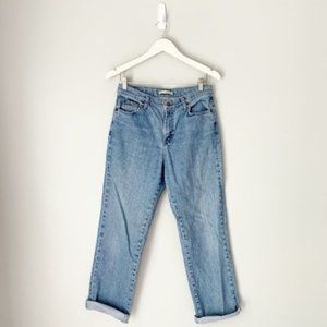 90s Lee Medium Wash High Rise Jeans